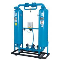 0.4 ~ 1.0Mpa Freezed Dried Compressed Air Dryer High Efficiency In Blue Color Manufactures