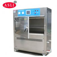 UVA UVB Radiation Accelerated Uv Testing Equipment , UV Accelerated Weathering Tester Manufactures