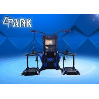 Double Players Virtual Reality Motion Simulator With 2 Vr Glasses Manufactures