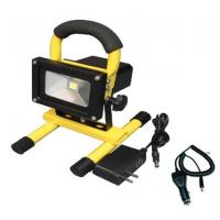 Portable 10w battary rechargeable led floodlight working 3-4 hours Manufactures