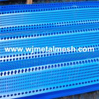 windbreak anti-wind perforated plate mesh unimodal,bimodal,three peak Manufactures