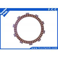 Buy cheap Motorcycle Paper Based Honda Clutch Plate Brown Color CBR1000RR 22201-MAV-000 from wholesalers