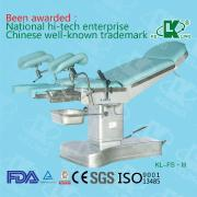 Electrical obstetric table KL-FS.III Manufactures
