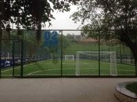 China High Density Artificial Turf For Football Fields , Soccer Synthetic Grass on sale