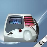 Buy cheap Slimming Clinic use fat removal laser beauty equipment / lipo cold laser machine from wholesalers