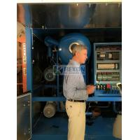 Quality Fully Enclosed Type Onsite Power Station Use Insulating Oil Purification Plant 9000Liters/Hour for sale