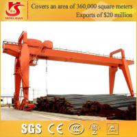outdoor gantry crane with Customizable Capacity wireless remote control Manufactures