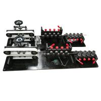 China Small type Wire Straightening Machine 10mm Line With electric traction feeding. on sale