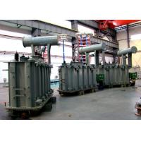 110kV Three Phase Electrical Oil Immersed  Power Transformers Manufactures
