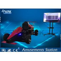 Quality Pimax 4X Helmet VR Driving Simulator 3840 * 2160 High Resolution 130° View Angle for sale