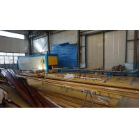 Automatic Aluminium Window Machinery , Wood Grain Transfer and Powder Coating Line Manufactures