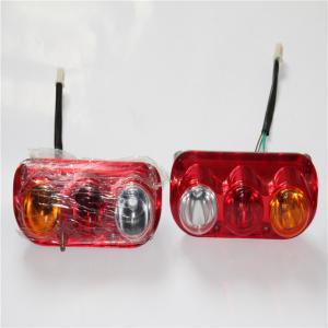 China High Brightness Automotive LED Tail Lights Wire Harness Long Lifespan on sale