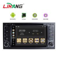 Stereo Audio Vw Golf Dvd Player , Multimedia Mirror Link In Dash Car Dvd Player Manufactures