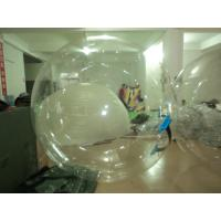 Durable Body Zorb Bumper Inflatable Walking Ball For Kids , Outdoor Inflatable Water Toys Manufactures
