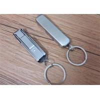China Stainless Steel Promotional Nail Clippers With Diepressed Or Printed Custom Logos on sale