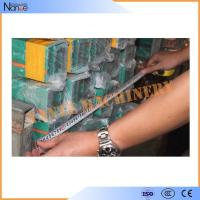Green / Orange Enclosed Conductor Rail System Crane Bus Bar 50A - 170A Manufactures