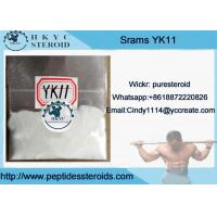 Best Effect Sarms Steroids Raw Powder YK11 For Faster Muscle Gaining Manufactures