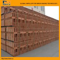 Red solid clay brick molding machinery for india brick factory Manufactures