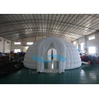 Advertising Giant Inflatable Tents , Activity Air Tight Camping Air Dome Tent Manufactures