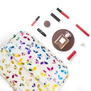Women 3pcs Polyester Multifunction Large Toiletry Bag Manufactures
