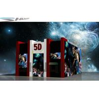 Virtual Simulation Snow 5.1 Audio 5D Theater System Manufactures