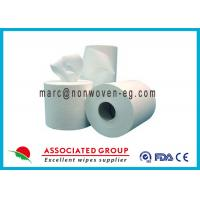 Hygiene Spunlace Nonwoven Fabric Rolls Recycling Washable for Kitchen Manufactures