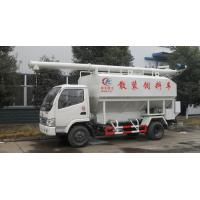 high quality poultry fish feed transport truck for sale, poulty and livestocks animal feed pellet tank truck for sale Manufactures