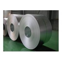 Buy cheap Custom Zinc Coated Cold Rolled Steel Strips Anti Corrosion ASTM from wholesalers