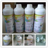 CMYK Water Based Dye Sublimation Ink Four Colors For Indoor / Outdoor Advertising Manufactures