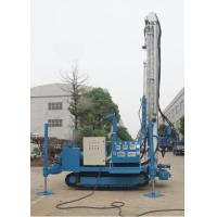Water Well Machine Anchor Drilling Machine 6m Drill Rod One Time Hydraulic System Manufactures