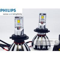 Shockproof Original 60W 4200 Lumen Philips LED Headlights with DIN Tested Manufactures