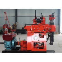 XY-1 Portable Core Drill Rig 30 - 180m Drilling Depth For Water Well / Railways Manufactures