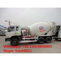 CLW factory sale 290hp 6*4 DONGFENG 8m3 concrete mixer truck, hot sale dongfeng 8cubic meters cement mixer truck for sal Manufactures