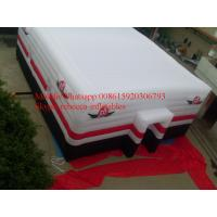 Large Commercial Inflatable Tent , High Quality Inflatable Cube Tent For Promotion CMIT24 Manufactures