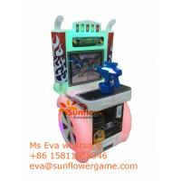 Europe Small Kids Shooting Game Machine With CE Certificate For Sale Best China Game Machine Supplier Manufactures