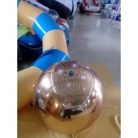 1m pvc inflatable mirror ball, CE customizewdinflatable ball Manufactures