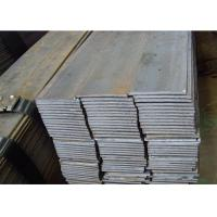 2B Finish 316L / 430 SS Flat Bar , Flat Metal Rod With Mill Test Certificate Manufactures