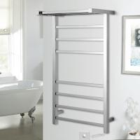 Quality ONDA.WARMER 7 bars Stainless Steel Wall Mounted Electric Heated Towel Rack for sale