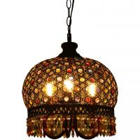 Buy cheap Tiffany 3 light pendant Lamp Chandelier ceiling for home decor (WH-TF-20) from wholesalers