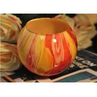 Flowers Decoration Hanging Glass Candle Holders Dome Pyrex Glassware Manufactures
