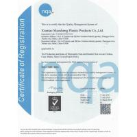 Wuhan Rainbow Protective Products Co., Ltd. Certifications