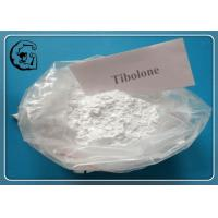 Raw Materials Tibolone Livial Tibofem Anti-aging Drugs CAS 630-53-5 Manufactures