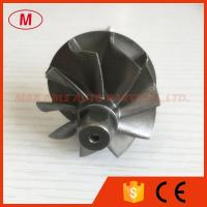 K04 5304-970-0032 53049700032 53049880032 39.70/43.00mm 9 blades turbine Shaft and wheel