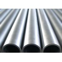 Decorative Welded 430 Stainless Steel Pipe With Hairline Polished Surface Manufactures