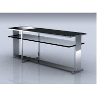 Fashion Glass Modern Squre Italian Perspex Custom Made Coffee Tables for Home Manufactures