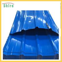 PPGI Corrugated Roofing Sheet Protective Film Surface Protctive Anti Scratch Manufactures
