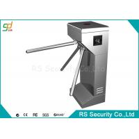 Automatic Three Rollers Turnstiles / Employees Attendance Barrier Gate Manufactures