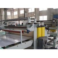 Full Automatic WPC Foam Board Machine With Laminating Machine Manufactures