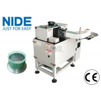 Stator Wedge inserting machine for multi sizes stator production Manufactures