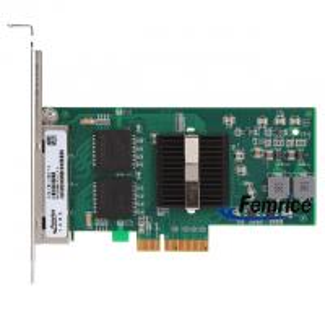 Femrice 1G Quad Port RJ45 Ethernet Server Adapter Intel I350 Chip Server Network Interface Cards Manufactures